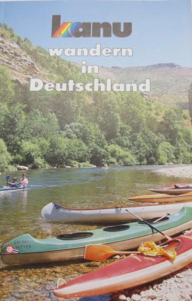 Kanuwandern in Deutschland