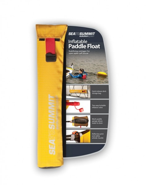 SeaToSummit Inflatable Paddle Float