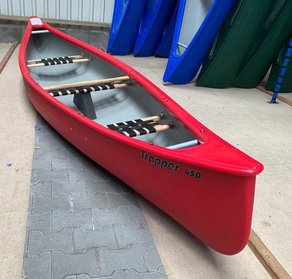 Trapper 450 - II. Wahl