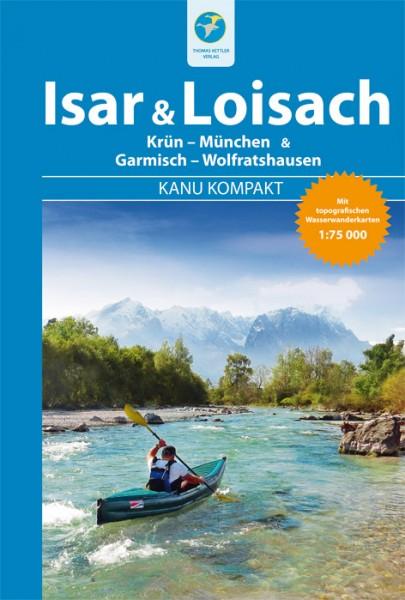 Isar & Loisach Kanu Kompakt