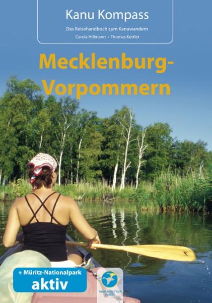 Mecklenburg-Vorpommern Kanu Kompass