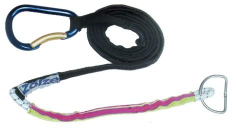 Zölzer Cowtail Rettungsgurtband mit Klettband