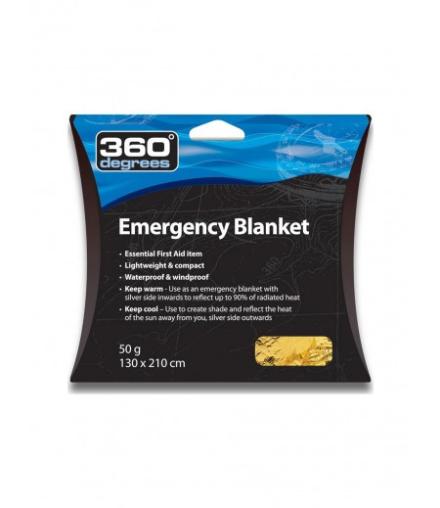 360 Emergency Blanket - Rettungsdecke