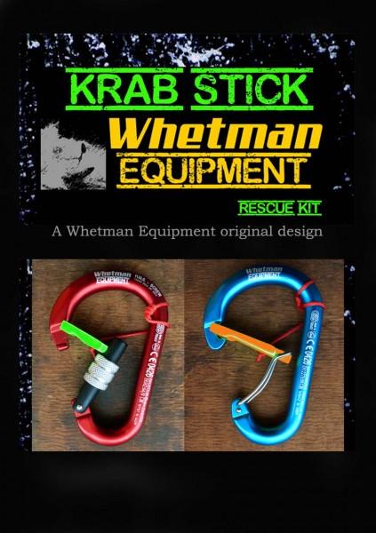 Krab Stick - Carabiner Wedge
