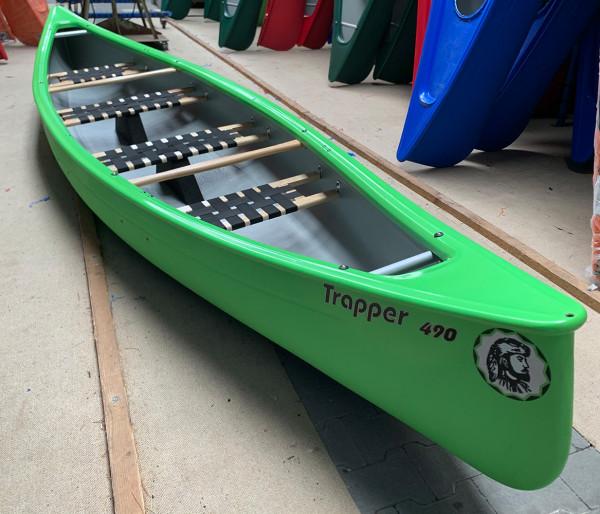 Trapper 490 - II. Wahl reserviert bis 17.05.21 NA