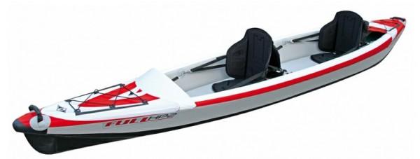 Yakkair Full HP2 - Zweierluftboot