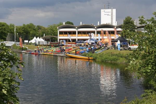 BV Kanu Testival in Duisburg