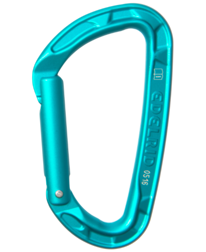 Pure Straight Karabiner Plus