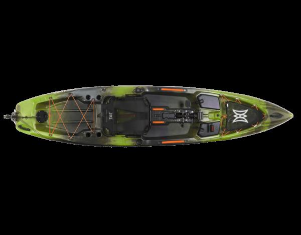 Pescador Pilot - Anglerboot mit Tritt-Antrieb