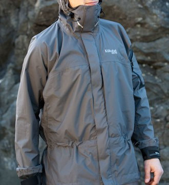 Kokatat Pacelite Full Zip Jacket graphit Goretex