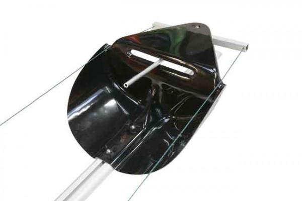 Pinnensteuerbock für Streamliner