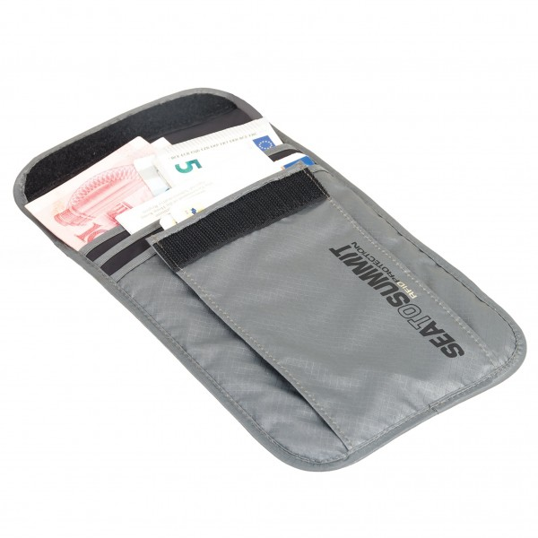 Travelling Light Neck Pouch RFID - Brustbeutel