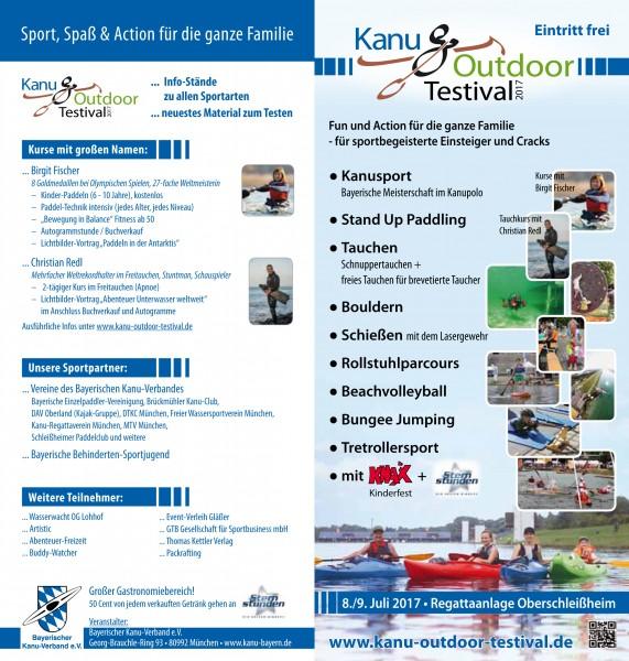 Testevent Lettmann 01.06.- 02.06.2019 beim Kanu Testival München