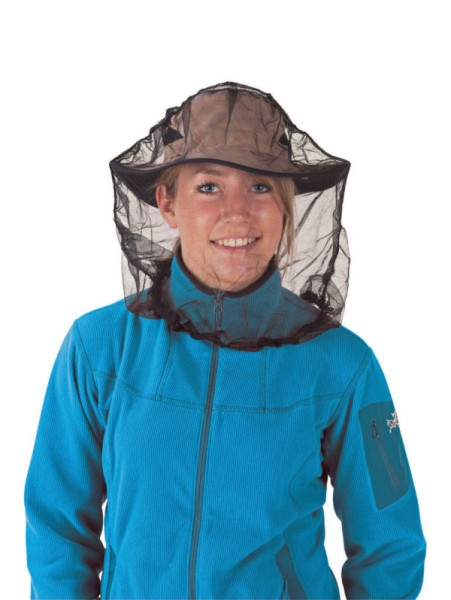 Nano Mosquito Headnetz - Moskitonetz Kopfbedeckung