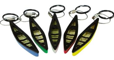 Canoe Schlüsselanhänger