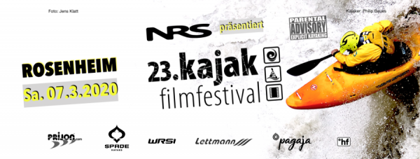Kajakfilmfestival mit Olaf Obsommer