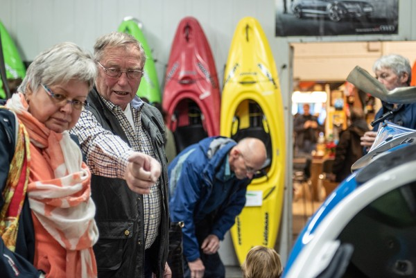 Moerser Gebrauchtboot Markt 23.11.2019