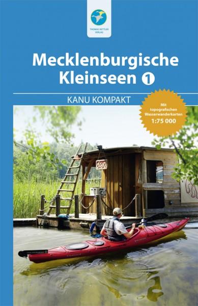 Mecklenburgische Kleinseen 1 Kanu Kompakt