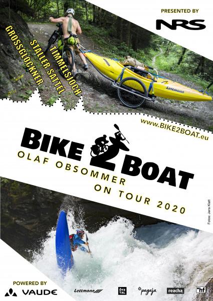 Bike2Boat mit Olaf Obsommer