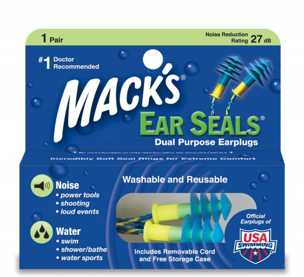 Mack´s Ear Seals Ohrstöpsel