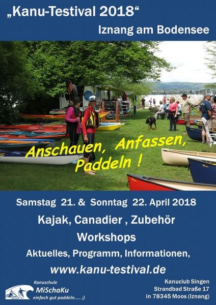 Testevent Lettmann 13.04. - 14.04.2019 am Bodensee in Radolfzell
