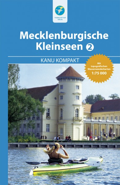 Mecklenburgische Kleinseen 2 Kanu Kompakt