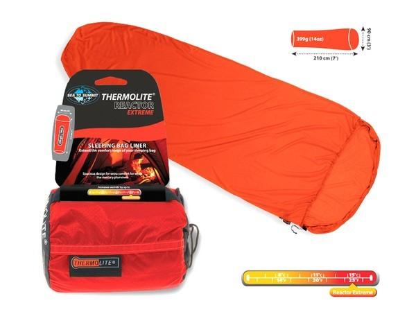 Schlafsack Inlet Extreme