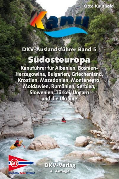 DKV-Auslandsführer Südosteuropa
