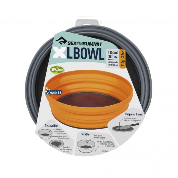 XL-Bowl - big foldable bowl