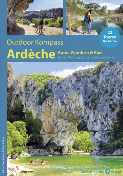 Ardèche - Outdoor Kompass