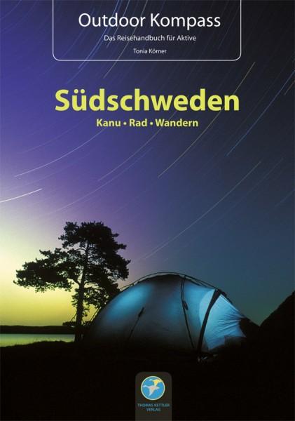 Südschweden - Outdoor Kompass Tonia Körner