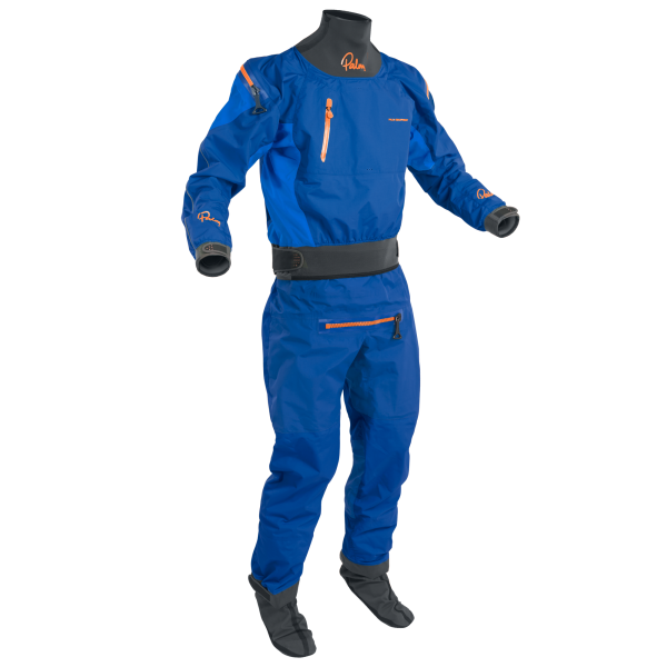 Dry Suit Lettmann - with stretch material
