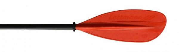Vortex / Alu Schaft Paddel rot | 4-teilig